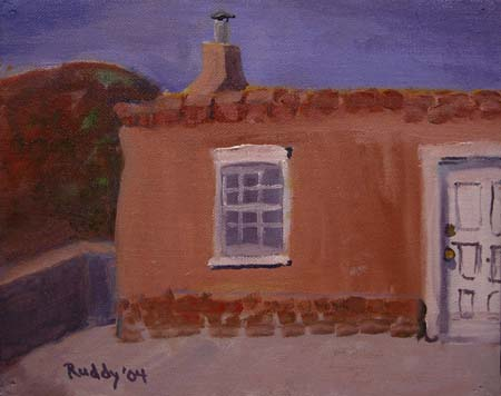 Casita Oil on Canvas